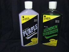 CALIFORNIA CUSTOM PRODUCTS/PURPLE METAL POLISH/DEOXIDIZER COMBO PACK