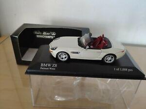 BMW Z8 1/43 Minichamps