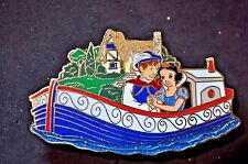 Disney Pins - WDI - Storybookland Boats - Snow White Prince Charming - LE 300