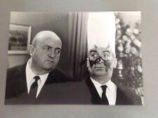 """LOUIS DE FUNES - BERNARD BLIER - """" LE GRAND RESTAURANT """"  - PHOTO PRESSE 14x20cm"""