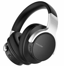 Mixcder E7 [Upgrade] Active Noise Cancelling Wireless Headphones, Bluetooth 4.0