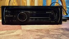 Pioneer CD player with bluetooth and ipod hookup and Pioneer XM tuner