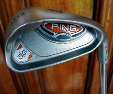 NICE Ping G10 demo 7 Iron Red dot Steel AWT-S STIFF flex