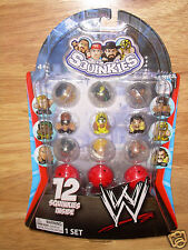 2012 WWE World Wrestling Entertainment SQUINKIES For Boys 12-Pack Series 2 MOC