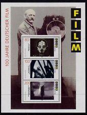 Alemania 1995 el centésimo aniversario del alemán películas Sg ms2677 Mnh