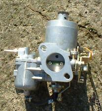 SU style variable choke Carburetor - new old stock -
