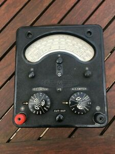 Universal Avo Meter Model 7 Mk2 - Untested item - parts / spares