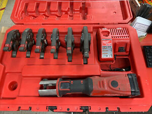 Milwaukee 2773-20 M18 Force Logic Press Tool in Case With Jaws
