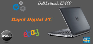 Dell Latitude E5420 i5-2520M 4Gigs