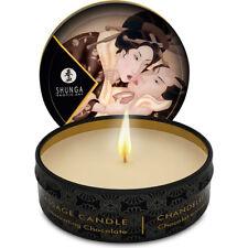 Shunga Massage Candle chocolate 30m