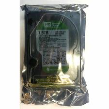 Western Digital 1.5TB, 5400RPM, SATA, factory sealed - WD15EARS