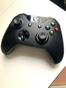 Microsoft Xbox One Kabellos Controller - Schwarz - Kaum gebraucht!