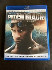 Pitch Black (BluRay, 2004, Unrated Directors Cut)