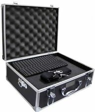 Ghost Hunting Equipment Case Paranormal Hard with Foam Gear For Beginners Tools