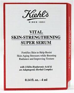 Kiehl's Vital Skin-Strengthening Super Serum 0.17 FL.OZ 4ml