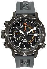 New Citizen Eco-Drive Promaster Altichron Men's Watch BN5057-00E