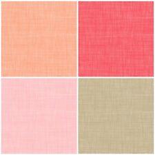 SALE * P & B textiles Colour Weave Fabric, 100% Cotton Metres or Fat Quarters