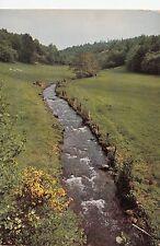 BF13683 eaux vives dans la douce le morvan france  front/back image