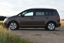 VW Touran 2,0TDI Comfortline Life DSG PDC SHZ ALU Toffeebraun Metallic