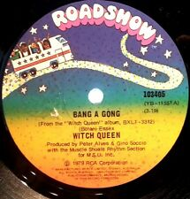 WITCH QUEEN 45RPM BANG A GONG FREE POST IN AUSTRALIA 1979