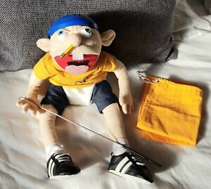 Jeffy Puppet SML 100% Genuine with Arm Rod Used