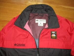 Columbia Sportswear - NBC Sports WINTER OLYMPICS (MD) Windbreaker Jacket w/ Tags