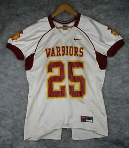 Westerville North Warriors Ohio High School Football Jersey Nike Mens XL White