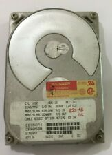 """HDD  Vintage Conner CFS850A 850 MB 3.5"""" PATA IDE"""