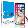 3Pcs Tempered Glass Screen Protector Film For iPhone 6 7 8 Plus X Max XS XR