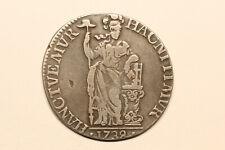 Netherlands / Overijssel - 1 generaliteitsgulden 1738 (#44)