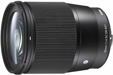 Sigma 16mm f1.4 DC DN for Micro Four Thirds 4/3 Panasonic Olympus Contemporary