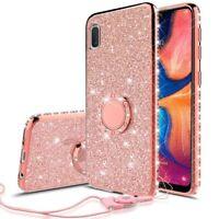 Samsung Galaxy Note 10/10 Plus/10 Plus 5G Glitter Diamond Bling Phone Case Cover