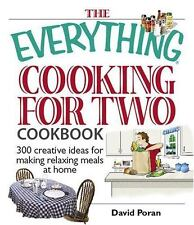 NEW - Everything Cooking For Two Cookbook by Poran, David