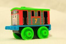 * Thomas & Friends Minis !!* Neon Toby ** 2015 #07 7 ** New !** Trusted Seller