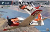 """Kitty Hawk 32014 1/32 T-28B/D """"Trojan"""" Assembly model NEW"""