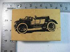 Inkadinkado Rubber Stamp Vintage Model T Convertible