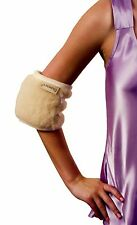100% Natural Hypo-Allergenic Merino Wool ~ PAIR of ELBOW WARMER PROTECTOR WRAPS