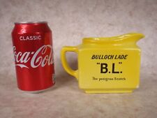 Bulloch Lade B.L. The Pedigree Scotch Whisky Water Jug By James Green & Nephew