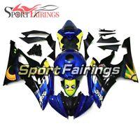 Body Work for Yamaha YZF R6 08 09 10 11 12 13 14 15 16 Fairings Hulls Shark Blue
