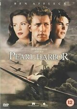 Pearl Harbor DVD 2001 Ben Affleck Kate Beckinsale Region 2 Promotional Copy