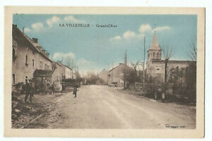 23 La Villetelle Grande Rue