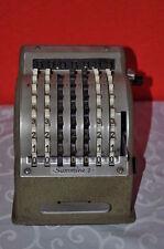 alte Rechenmaschine Summira 7  1953