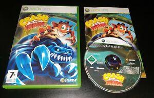 Crash Bandicoot Crash of the Titans Microsoft Xbox 360 Game