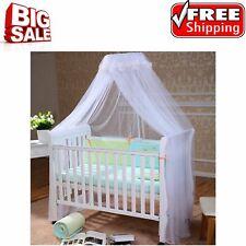 Pabellon Para Cuna De Bebe Niña Niño Pabellones Para Mosquitos Cunas Bebes White