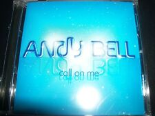 Andy Bell ‎(Erasure) – Call On Me EU Remixes CD Single – Like New
