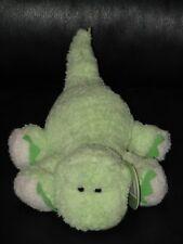 Small Baby Green Dinosaur Baby Shower, Hospital Gift, Newborn Plus Toy