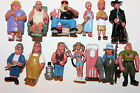 HOMIES Trailer Park - Complete Set of 12 Figures - ALL NEW