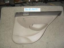 OEM Honda Door Trim Panel Honda Civic Sedan 4 Door 01 02 03 04 05 Rear Tan Right