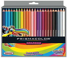 Prismacolor Scholar Colored Pencil Set, 24 Pack 24 Pencils