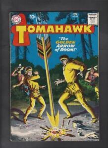 Tomahawk 65 VG/FN 5.0 Grey-Tone Cover Hi-Res Scans